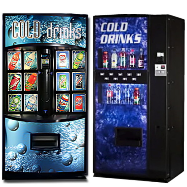 Used Soda Vending Machines