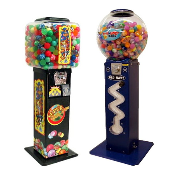 Bounce Ball & Egg Machines
