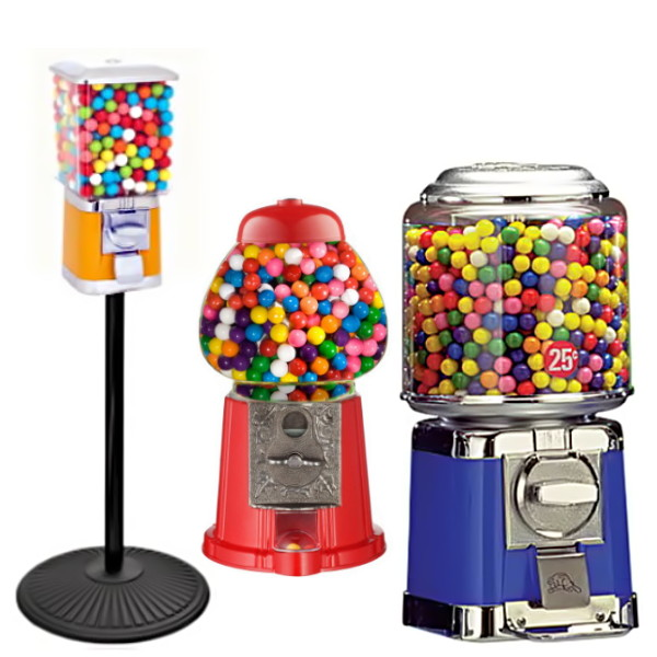 Gumball Vending Machines