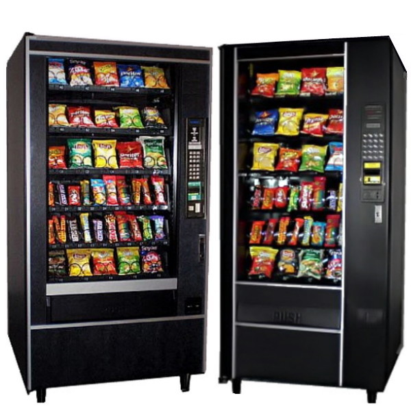 Used Snack Machines