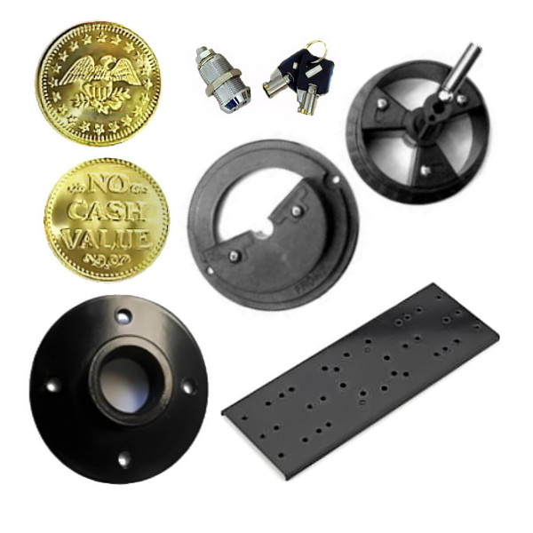 Bulk Vending Machine Parts