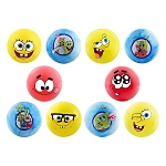 5-inch Inflatable SpongeBob SquarePants Vinyl Balls 250 Count Box