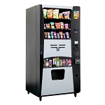 The Futura II  (20 Selection Snack - 9 Selection Drink) Snack Soda Combo Vending Machine