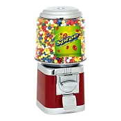 VendPro Classic Barrel Head  (Metal Body) 15-inch Candy Vending Machine