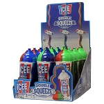 ICEE Double Squeeze Candy (48 Pieces) 8.4 lb. Case