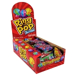Ring Pop Twisted Candy (96 Pieces) 3 lb. Case