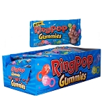 Ring Pops Gummies Candy (64 Pieces) 6.8 lb. Case