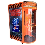 Hurricane Simulator - Simulates Powerful Category 1 Hurricane Force (75 mph) Winds