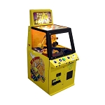 Tractor Time Arcade Action Small Toy, Plush & Candy Crane Claw Machine