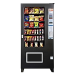 AMS 35 Sensit 4 Wide 32 Selection Chilled Snack Vending Machine