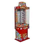 Gumball Falls Kinetic Action Gumball Machine