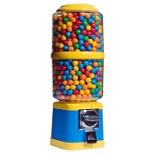 Beaver Southern Barrel Head 23-inch Bulk Candy & Gumball Vending Machine