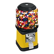 Beaver Southern Barrel Head 16-inch Bulk Candy & Gumball Vending Machine