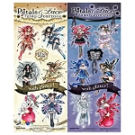 Glitter Fairies Series 1 Tattoos (In Folders) 300 Count Box