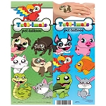 Tatt-imals Pet Tattoos (In Folders) 300 Count Box