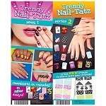 Trendy Nail Tattoos Series 2 (In Folders) 300 Count Box