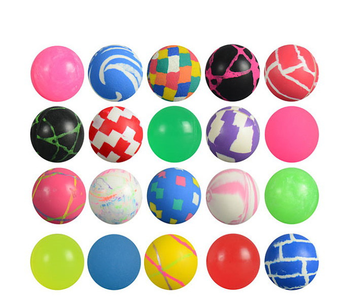 32mm Hi-Bounce Balls