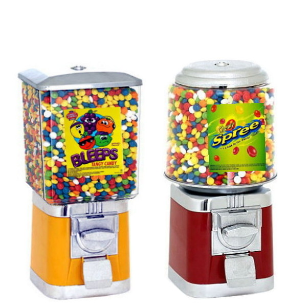 Table Top Candy Machines