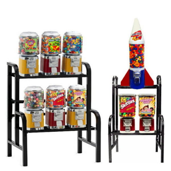 Candy & Gumball Rack Sets