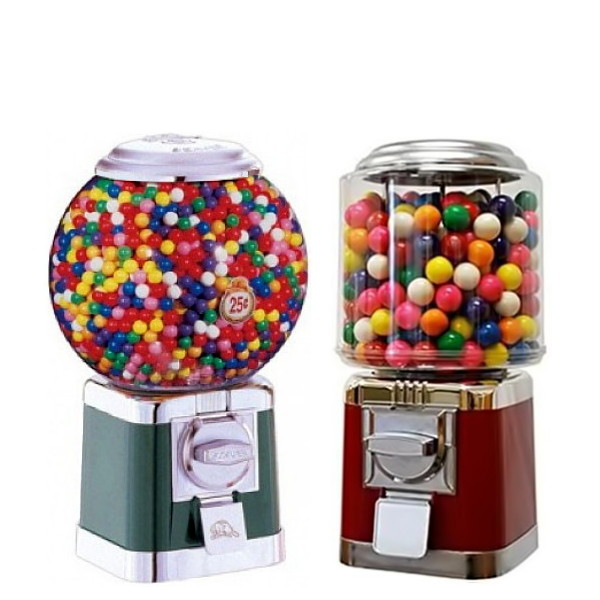 Table Top Gumball Machines