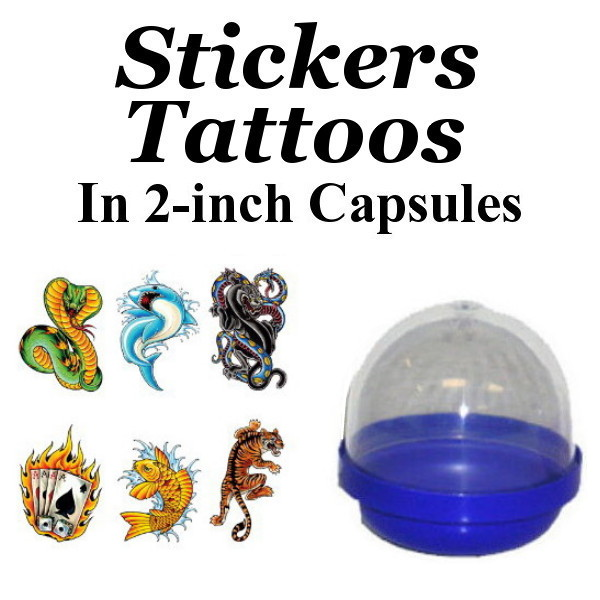 Stickers & Tattoos In 2