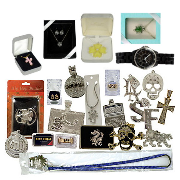 Crane Treasure & Jewelry Kits
