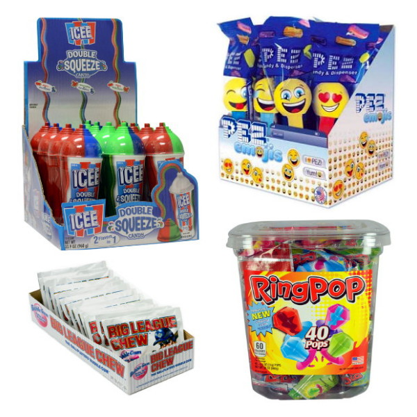 Novelty & Retail Candy