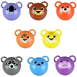 5-inch Inflatable Animal Balls w/ Handles 250 Count Box