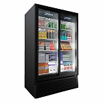 Imbera VRD-37 Commercial Double Door Reach-In Beverage & Food Cooler