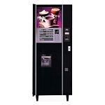 AP-211 (Slim) Factory Refurbished Freeze Dried or Fresh Brew Coffee & Hot Beverage Vending Machine