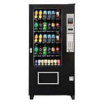 AMS BEV-30 Live Display 30 Selection Cold Drink & Soda Vending Machine