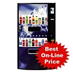 Seaga Prosper LV 18 Selection Cold Drink Vending Machine