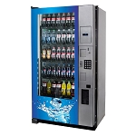 Royal Vision 500 Next Generation 40 Selection Cold Drink Vending Machine w/Elevator Delivery System