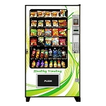 AMS-39 Healthy Vend Snack & Drink Combo Vending Machine