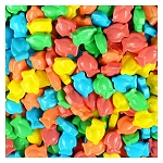 Gone Fishing - Fish Shaped Candy (11,000 Pieces) 25 lb. Case