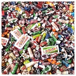 Economy Candy Crane Mix #3 - 12,250 Count Case