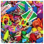 Candy Crane & Toy Mix #1 - 11,600 Count Case