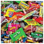 Fresh Start Candy Crane Mix - 7,211 Count Case