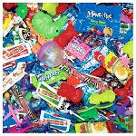 Candy Crane & Toy Mix #2 - 4,068 Count Case