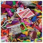Candy Crane & Toy Mix #3 - 6,898 Count Case