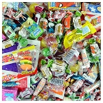 Economy Stickless Candy Crane Mix - 4,704 Count Case