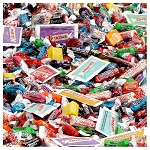 Economy Candy Crane Mix #3 - 10,500 Count Case
