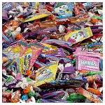 Mid-Range Candy Crane Mix #2 - 10,200 Count Case