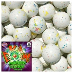 KABOOM 1-inch Speckled Jawbreakers w/Candy Center - 850 Count Case