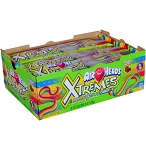 Airheads Extreme Sour Belts - 2 oz. Packets  (36 Packets) 4.5 lb. Box