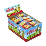 eFrutti Gummi Hot Dogs (240 Pieces) 6 lb. Box