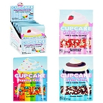 Cupcake Coated Popping Candy (80 Packets) 3 lb. Box
