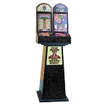 Dual Classic Coin-Op Arcade Style Themed Novelty Impulse & Skill Game