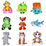 Monster 18'' to 24'' 100% Generic Plush Mix - 30 Count