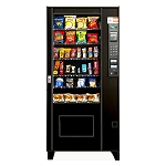 AMS35 Chiller Factory Refurbished 32 Selection Snack & Cold Food Vending Machine